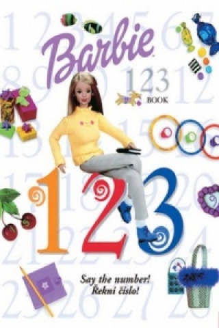 Barbie 1,2,3 book