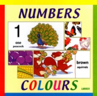 Numbers, colours