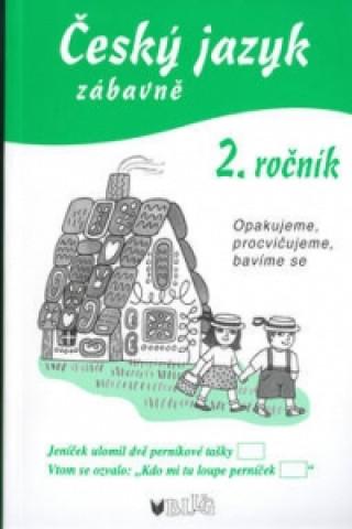 Český jazyk zábavně 2. roč.