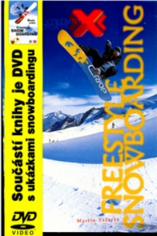 Freestyle snowboarding + DVD