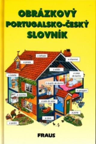 Fraus Obrázkový portugalsko-český slovník