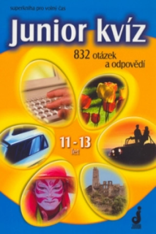 Junior kvíz 11-13 let