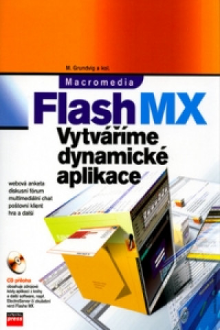 Macromedia Flash MX + CD