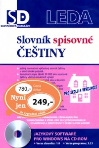 Audio Slovník spisovné češtiny collegium