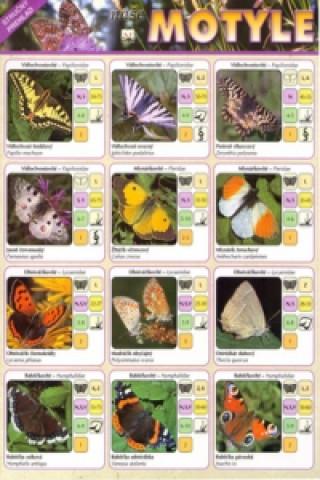 Naše motýle