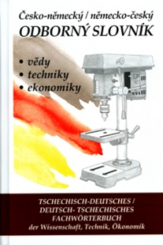 Carte Česko-německý / německo-český odborný slovník + CD Hegerová