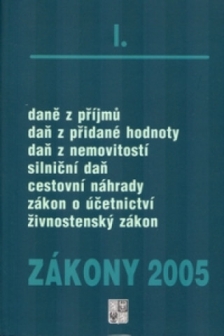 Zákony 2005/I