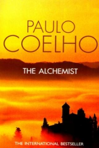 Carte The alchemist Paulo Coelho