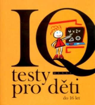 IQ testy pro děti do 16 let