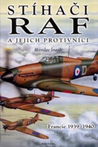 Stíhači RAF a jejich protivníci