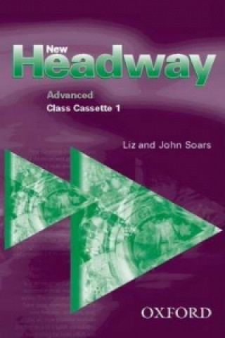 New Headway Advanced Class 3xCassette