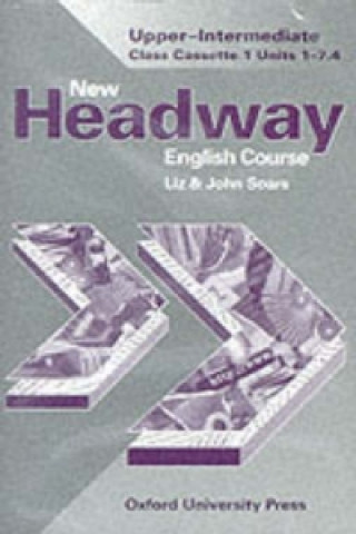 New Headway Upper-Intermediate Class 2xCassette
