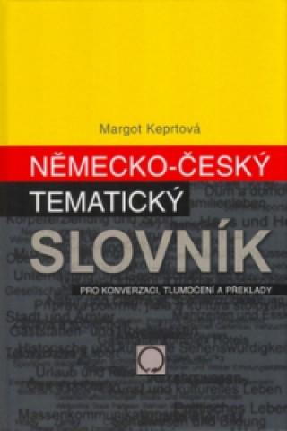 Německo-český tématický slovník