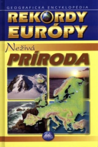 Neživá príroda Európy