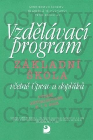 Vzdělávací program Základní škola