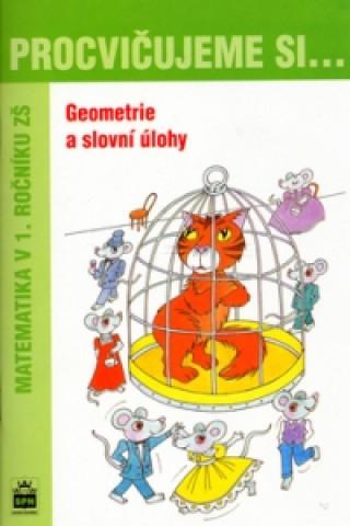 Carte Procvičujeme si ... Geometrie a slovní úlohy Michaela Kaslová; Dana Fialová