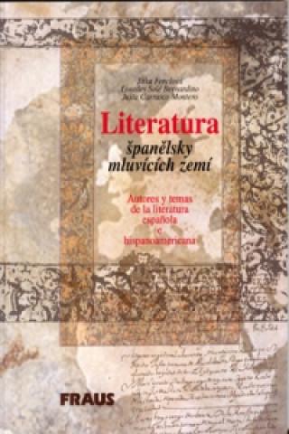 Carte Literatura španělsky mluvících zemí Jitka Fenclová
