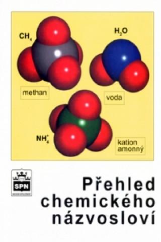 Carte Přehled chemického názvosloví Jaroslav Blažek