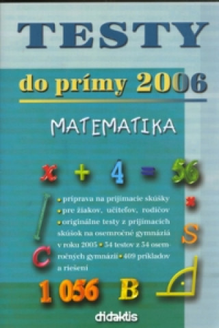 Testy do prímy 2006 matematika