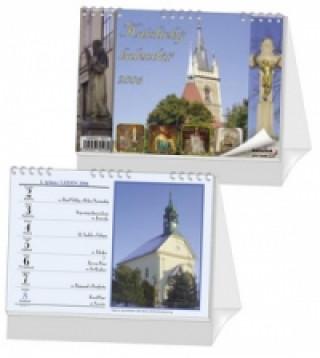 Katolický kalendář 2006 - stolní kalendář