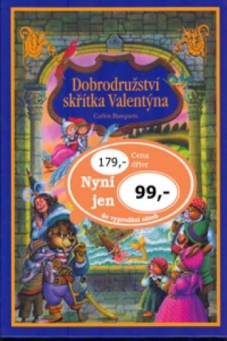 Dobrodružství skřítka Valentýna