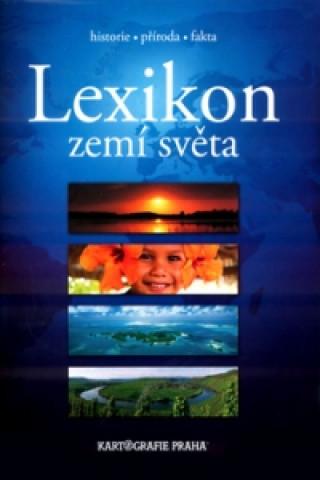Carte Lexikon zemí světa collegium