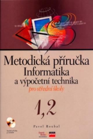 Metodická příručka 1,2 + CD