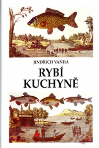 Carte Rybí kuchyně Jindřich Vaňha