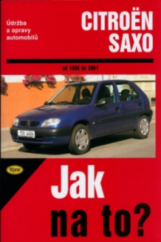 Citroën Saxo od 1996 do 2001