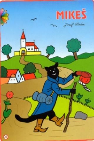 Carte Mikeš - omalovánka Josef Lada