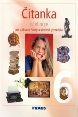 Čítanka 6 pro základní školy a víceletá gymnázia