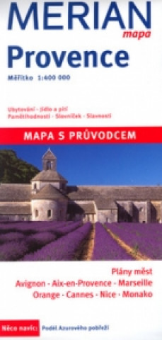Provence 1:400 000