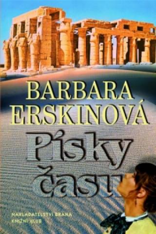 Carte Písky času Barbara Erskin