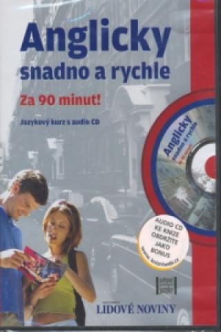 Anglicky snadno a rychle + CD