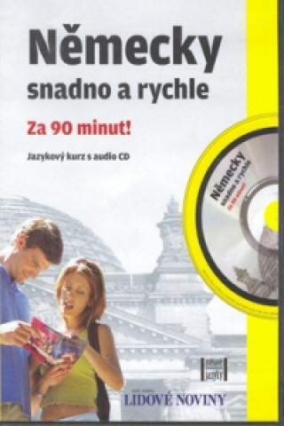 Německy snadno a rychle + CD
