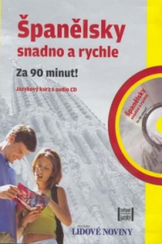 Španělsky snadno a rychle + CD