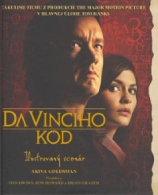 Da Vinciho kód Ilustrovaný scenár
