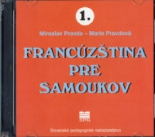 CD k Francúzštine pre samoukov 3 ks