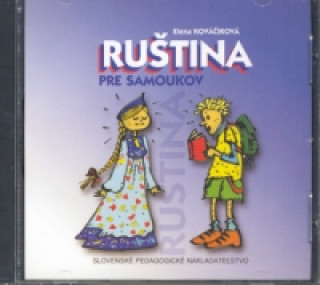 CD k Ruštine pre samoukov