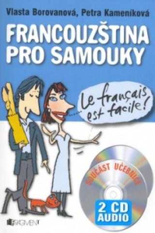 Francouzština pro samouky + 2 CD