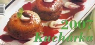 Kuchárka 2007 - stolní kalendář
