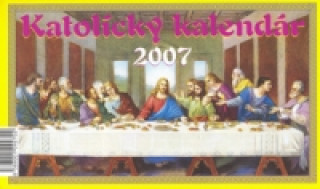 Katolícky kalendár 2007 - stolní kalendář