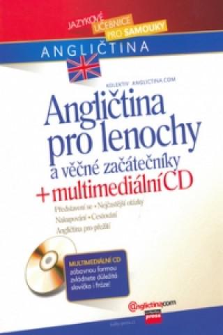 Angličtina pro lenochy a věčné začátečníky + CD