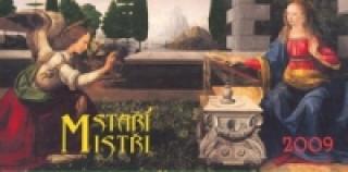 Staří Mistři 2009 - stolní kalendář