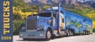 Trucks 2009 - stolní kalendář