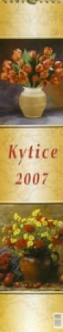 Kravata Kytice 2007 - nástěnný kalendář