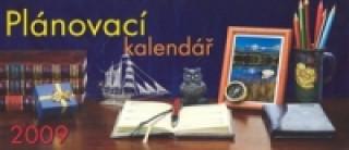 Plánovací kalendář 2009 - stolní kalendář