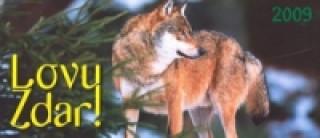 Lovu zdar! 2009 - stolní kalendář