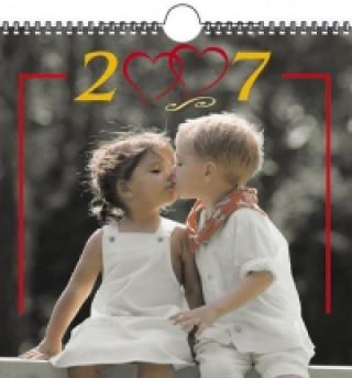 Young Love 2008 - nástěnný kalendář