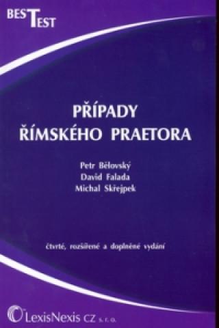 Případy římského praetora IV.
